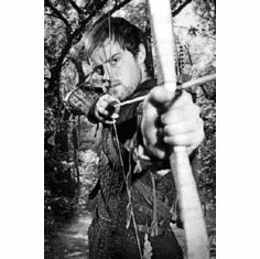 """Jonas Armstrong Black and White Poster 24""""x36"""""""