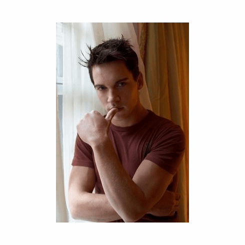 Jonathan Rhys Meyers Poster 24in x36 in