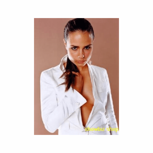 Jordana Brewster Poster Open Shirt 24inx36in