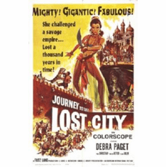 Journey To Lost City 8x10 photo Master Print