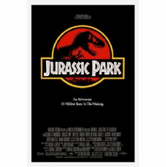 Jurassic Park Movie 8x10 photo Master Print