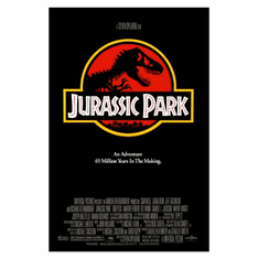 Jurassic Park Movie Poster 24inx36in