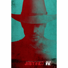 Justified Poster 24in x36in