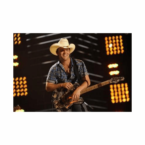 Justin Moore Poster 24in x36 in