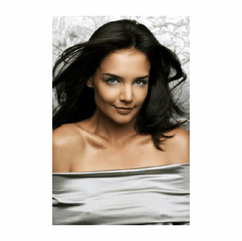 Katie Holmes Poster Bare Shoulders 24inx36in