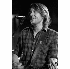 """Keith Urban Black and White Poster 24""""x36"""""""