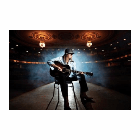 Kid Rock Poster Guitar 24inx36in