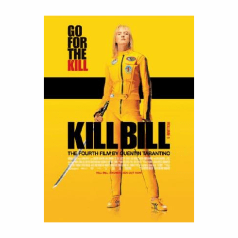 Kill Bill V.1 Movie Poster 24inx36in