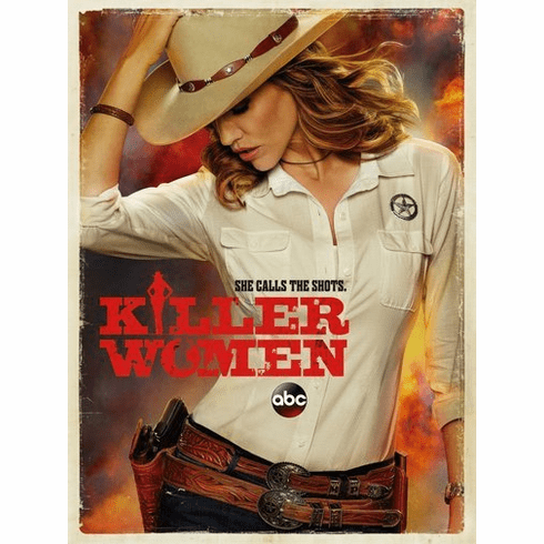Killer Women Poster 11Inx17In Mini Poster