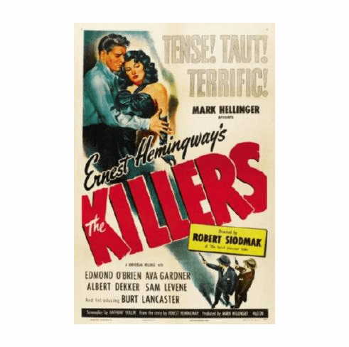 Killers The Movie Poster 24inx36in