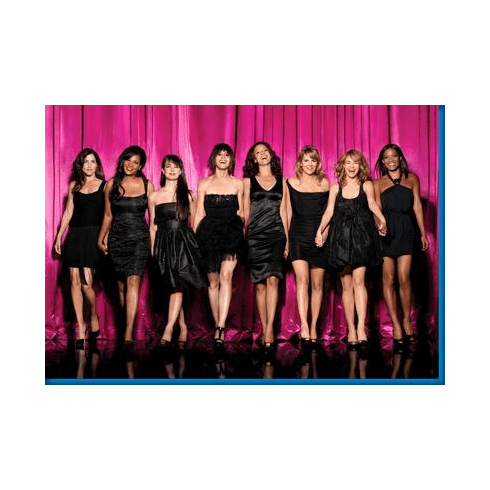 L Word Cast Poster 24inx36in
