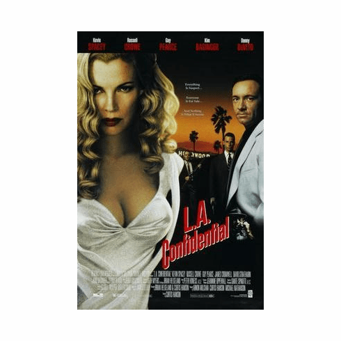 La Confidential Movie Poster 24in x36 in