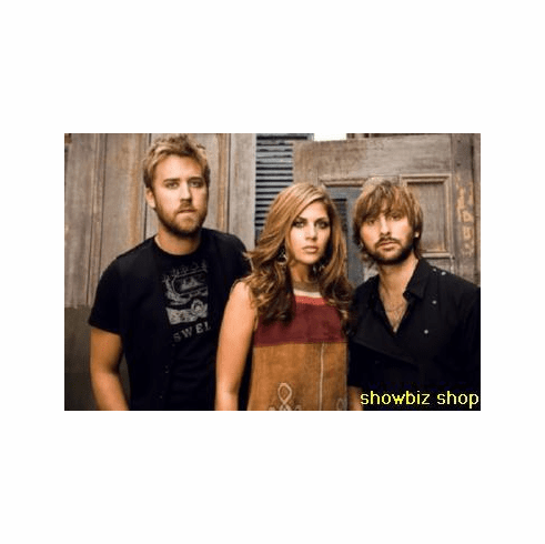 Lady Antebellum Poster Group 24inx36in