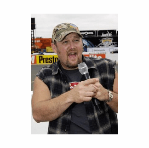 Larry The Cable Guy Poster 24inx36in