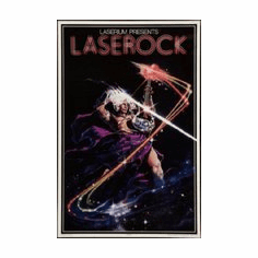Laserium Laserock 8x10 photo