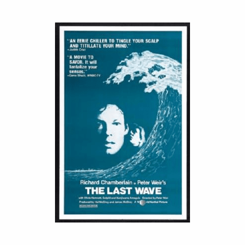 Last Wave The Poster 24inx36in