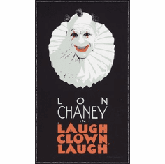 Laugh Clown Laugh Mini Poster 11x17