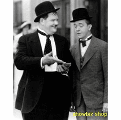 Laurel And Hardy Poster 24inx36in