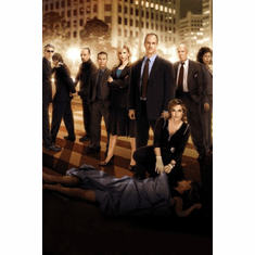 Law And Order Svu TV Poster Cast 24inx36in