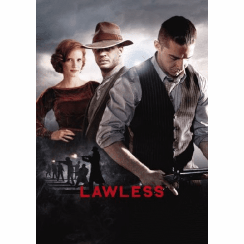 Lawless Poster 24inx36in