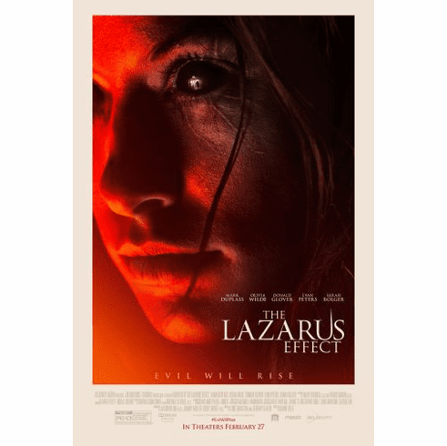 Lazarus Effect Movie Poster 24in x36in