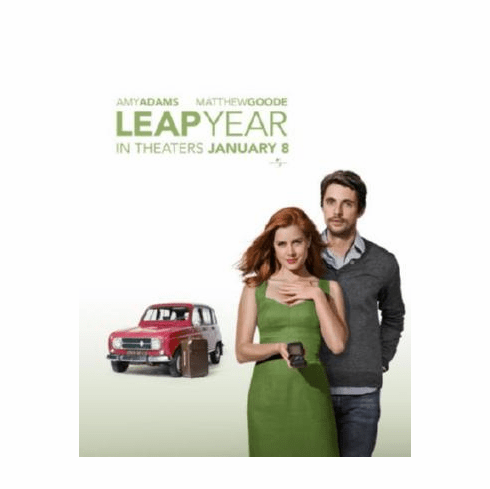 Leap Year Movie Poster 24inx36in