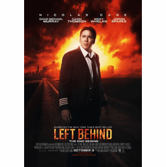Left Behind Movie poster 24inx36in Poster