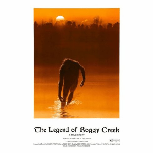Legend Of Boggy Creek Movie Poster 24inx36in Poster