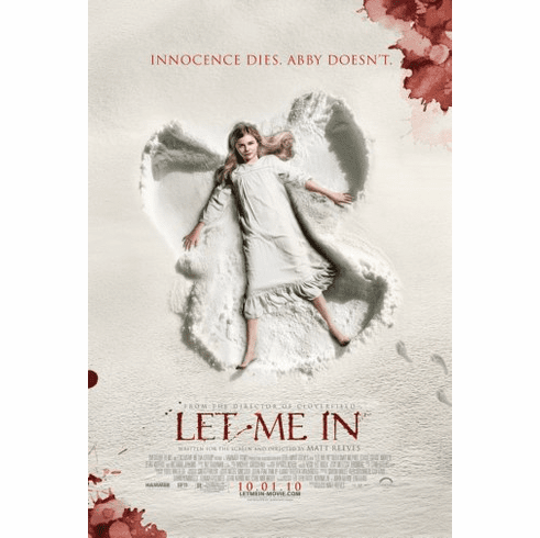 Let Me In Movie Poster 24inx36in