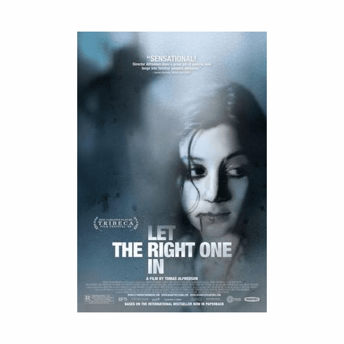 Let The Right One In Movie Poster 24in x36 in
