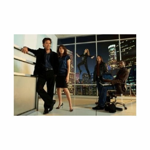 Leverage Poster 24inx36in