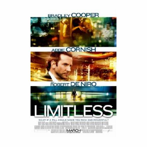 Limitless Movie Poster 24inx36in