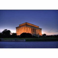 Lincoln Memorial Poster 24inx36in Poster