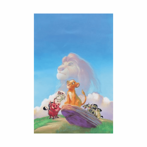 Lion King Movie Poster 24x36 #A