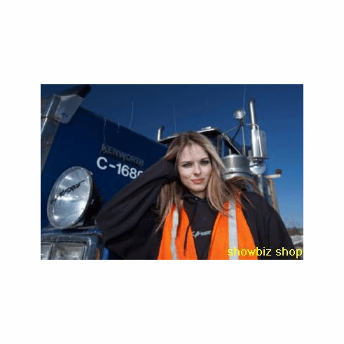 Lisa Kelly Poster Ice Road Truckers 24inx36in