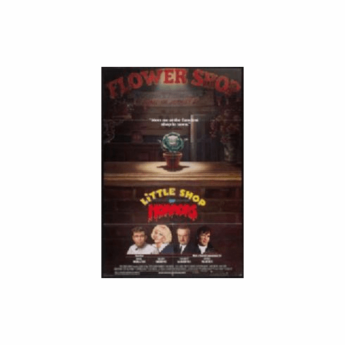 Little Shop Of Horrors Movie Poster 11x17 Mini Poster