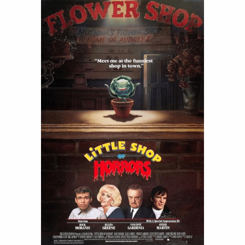 Little Shop Of Horrors Movie Poster 24inx36in