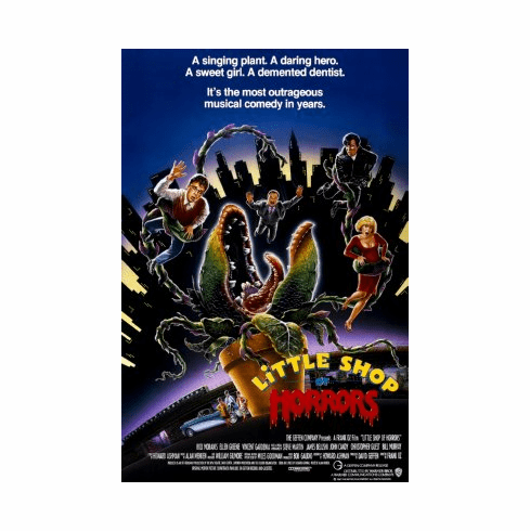 Little Shop Of Horrors Movie Poster 24x36