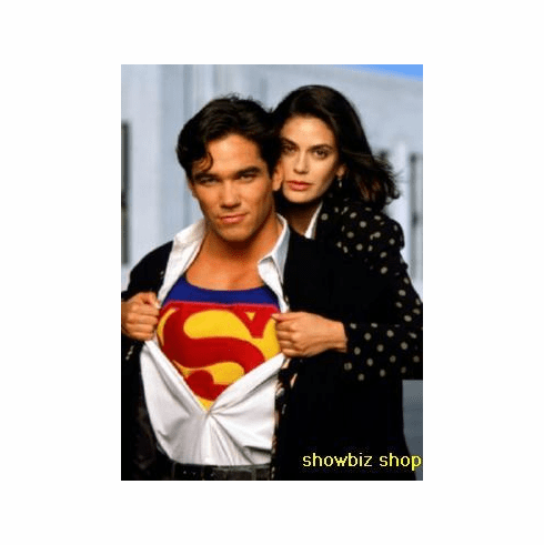 Lois And Clark Poster Hatcher Cain 24inx36in