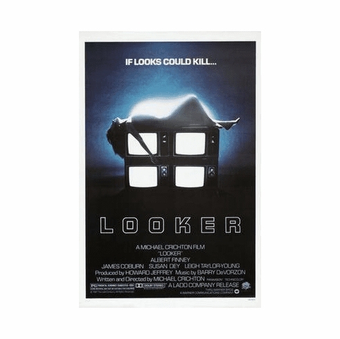Looker Movie Poster 24in x36 in