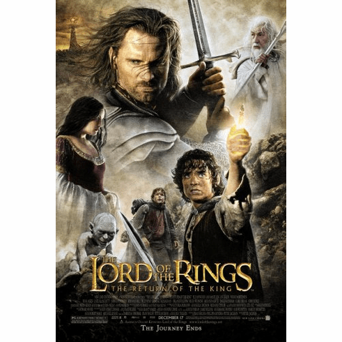 Lord Of The Rings Return Of The King 01 24inx36in