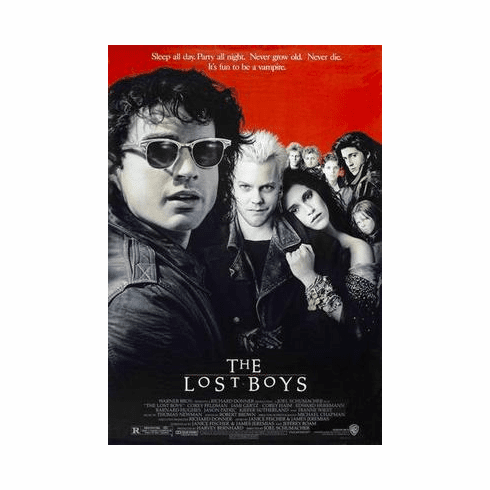 Lost Boys The Movie Poster 24in x36 in