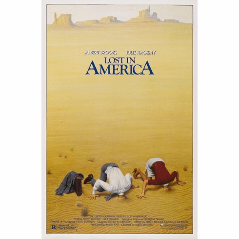 Lost In America Movie Poster 24inx36in