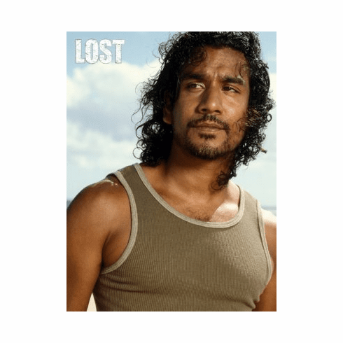 Lost Mini Poster 11x17in Naveen Andrews