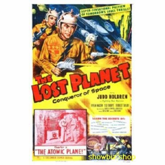 Lost Planet The Movie 8x10 photo Master Print