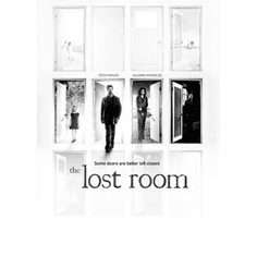 "Lost Room Black and White Poster 24""x36"""