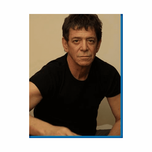 Lou Reed Poster 24inx36in