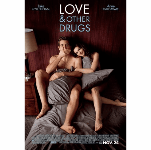 Love And Other Drugs Movie Poster 24inx36in