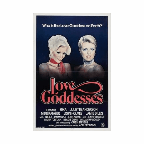 Love Goddesses Movie Poster 11x17 Mini Poster