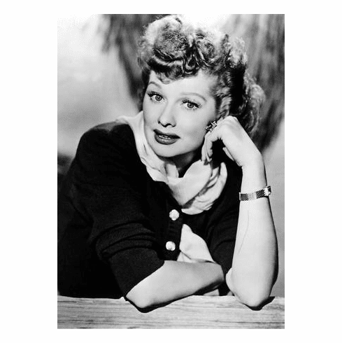 Lucille Ball Poster #01 11x17 Mini Poster
